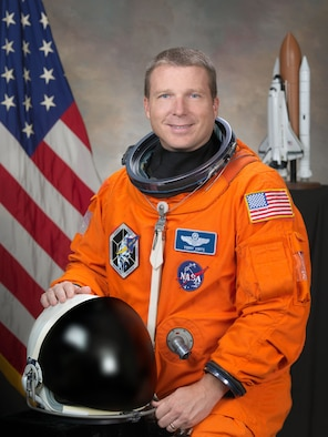 Col. Terry Virts Jr., a 1989 graduate of the Air Force Academy, will pilot the Space Shuttle Endeavour during the STS-130 mission scheduled for Feb. 7, 2010. The mission will be NASA's 32nd to the International Space Station and Colonel Virts' first trip to space. He is an F-16 Fighting Falcon pilot and test pilot with more than 3,800 flying hours and 45 combat missions. (NASA photo)