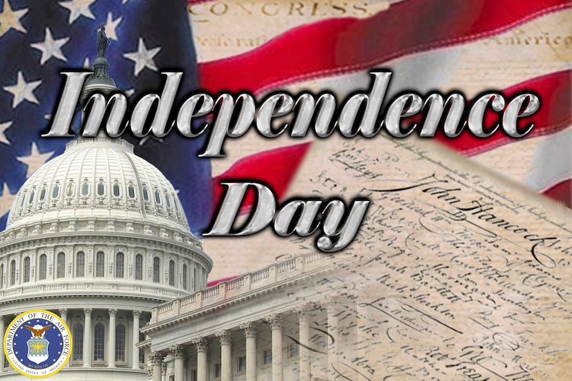 Be proud of your role this Independence Day > Hanscom Air ...