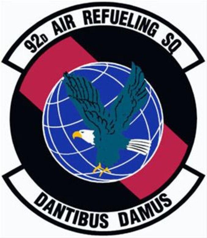 92 Air Refueling Squadron Emblem