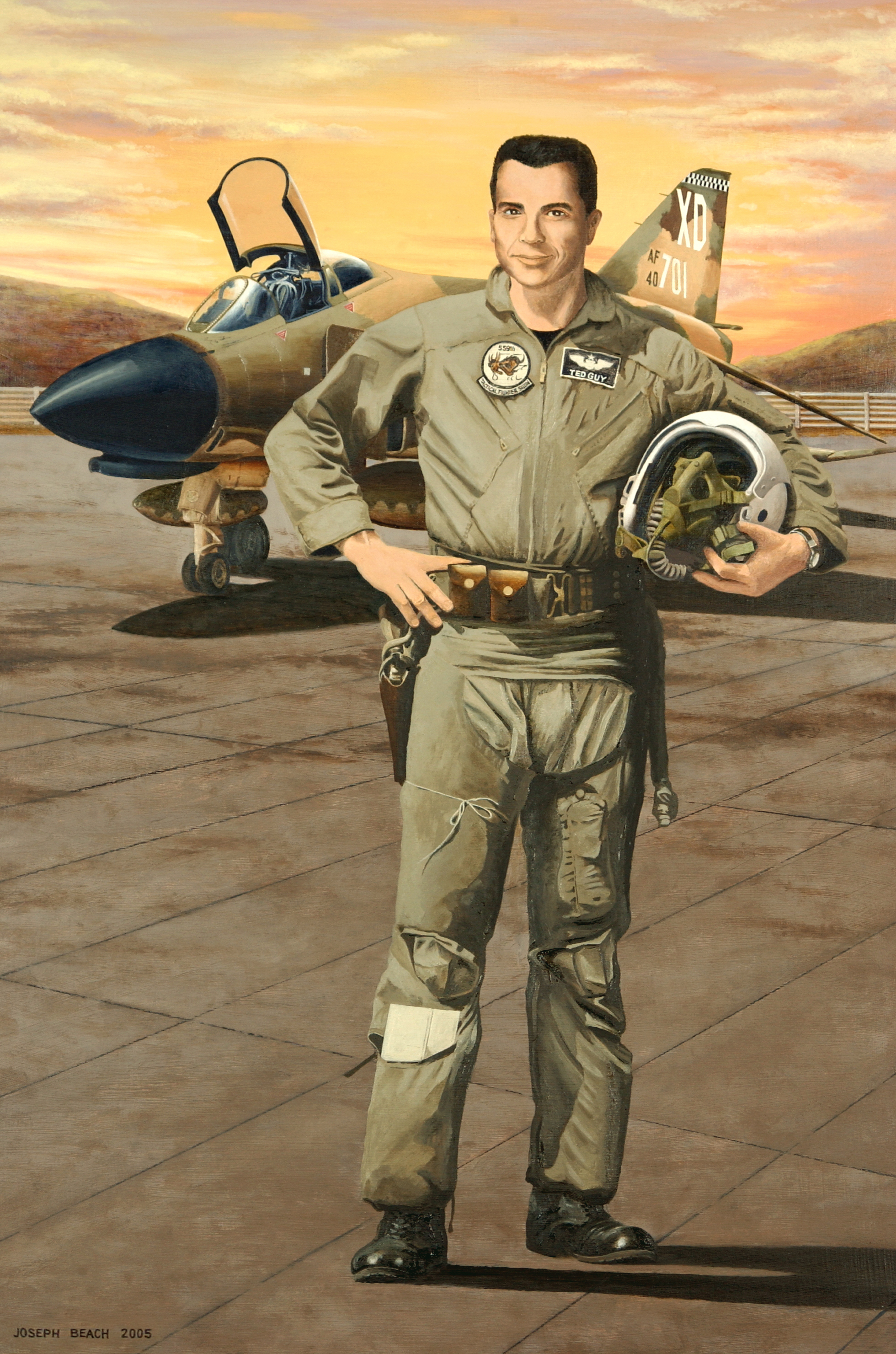 us air force painting