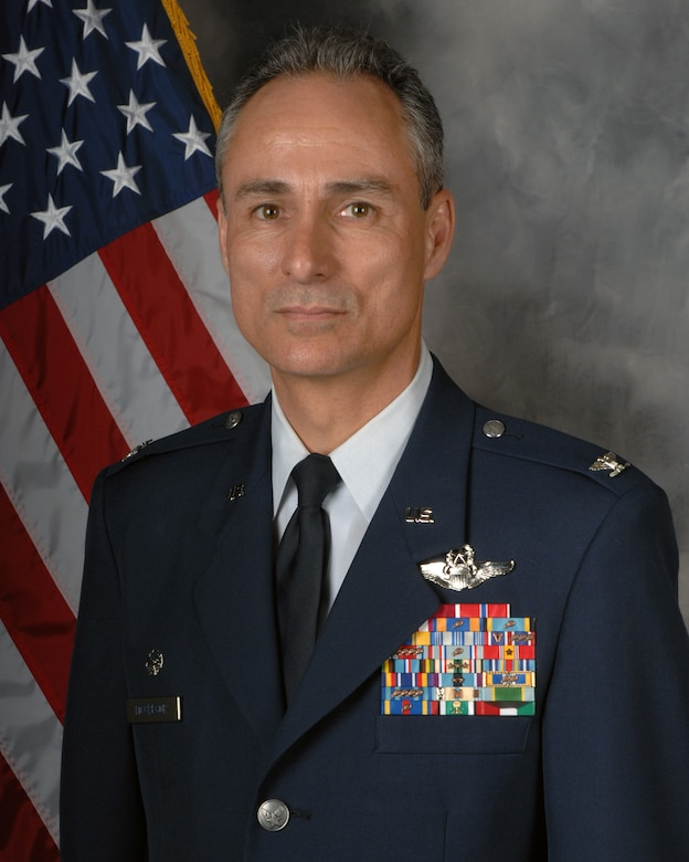 Col. Karl McGregor Commander 452nd Air Mobility Wing