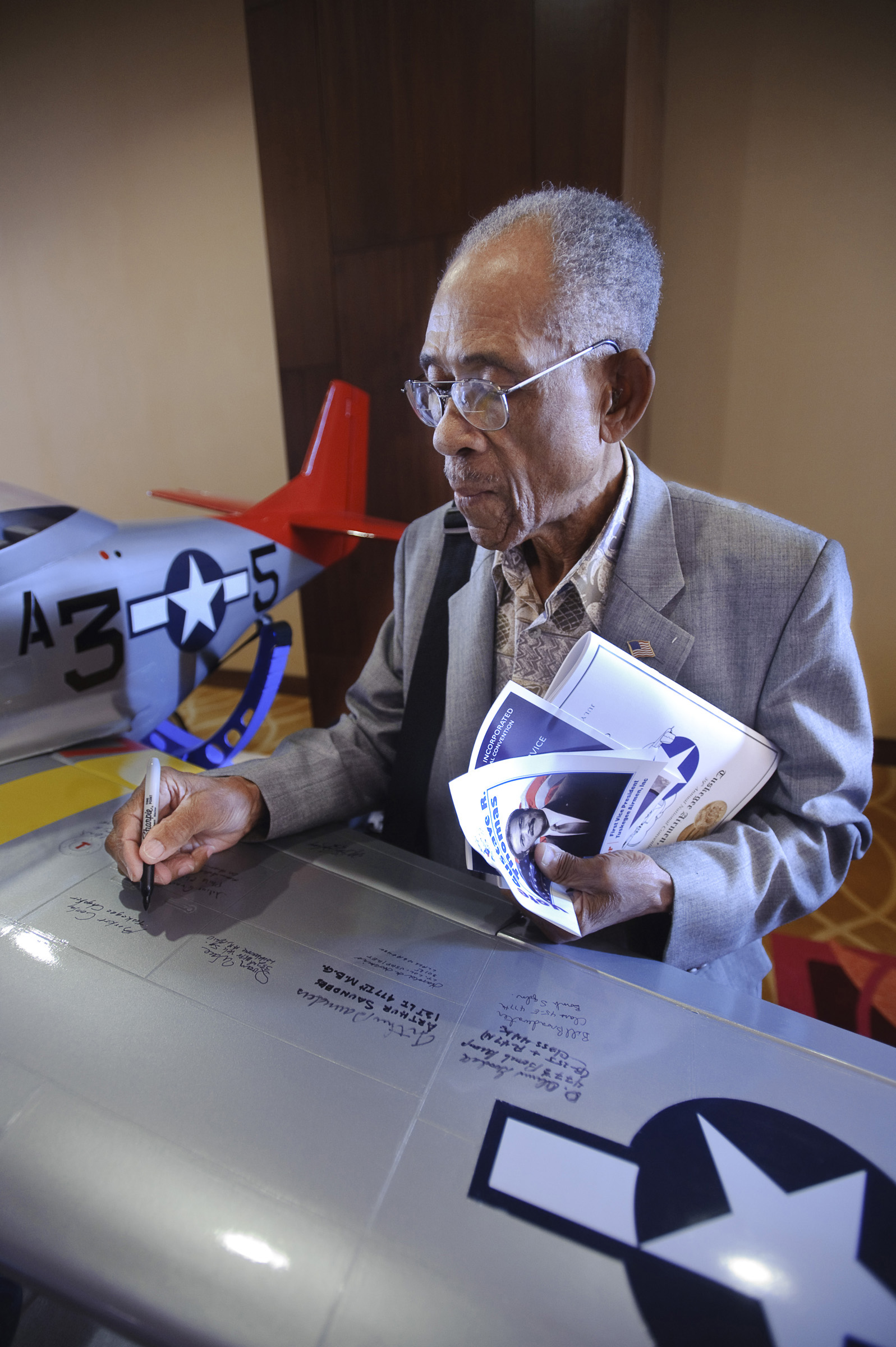 39th Tuskegee Airmen convention