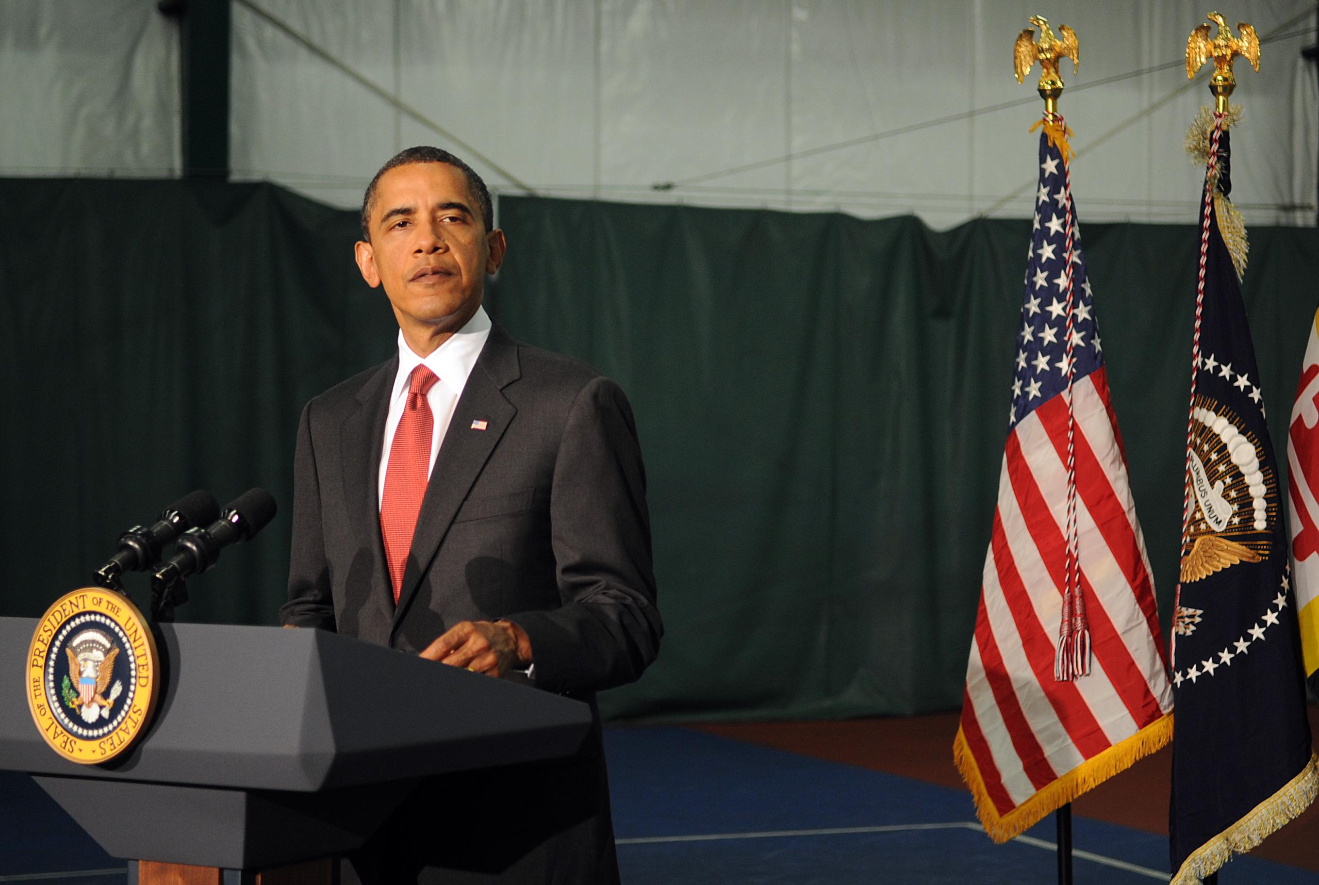 President Obama's Memorial Day Speech