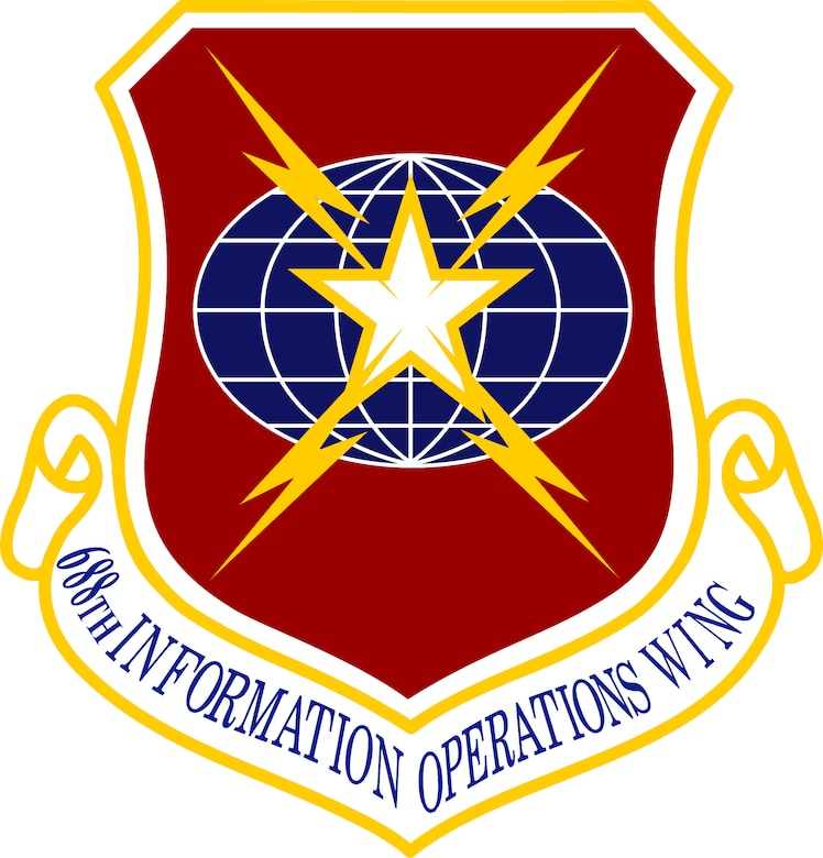 The mission of the 688th Information Operations Wing is to deliver proven information operations and engineering infrastructure capabilities integrated across air, space and cyberspace domains.  Headquartered at Lackland Air Force Base, Texas, the 688 IOW consists of more than 1,200 military, civilian and contractor personnel skilled in the areas of systems engineering, weaponeering, engineering and installation, operations research, intelligence, communications and computer applications.