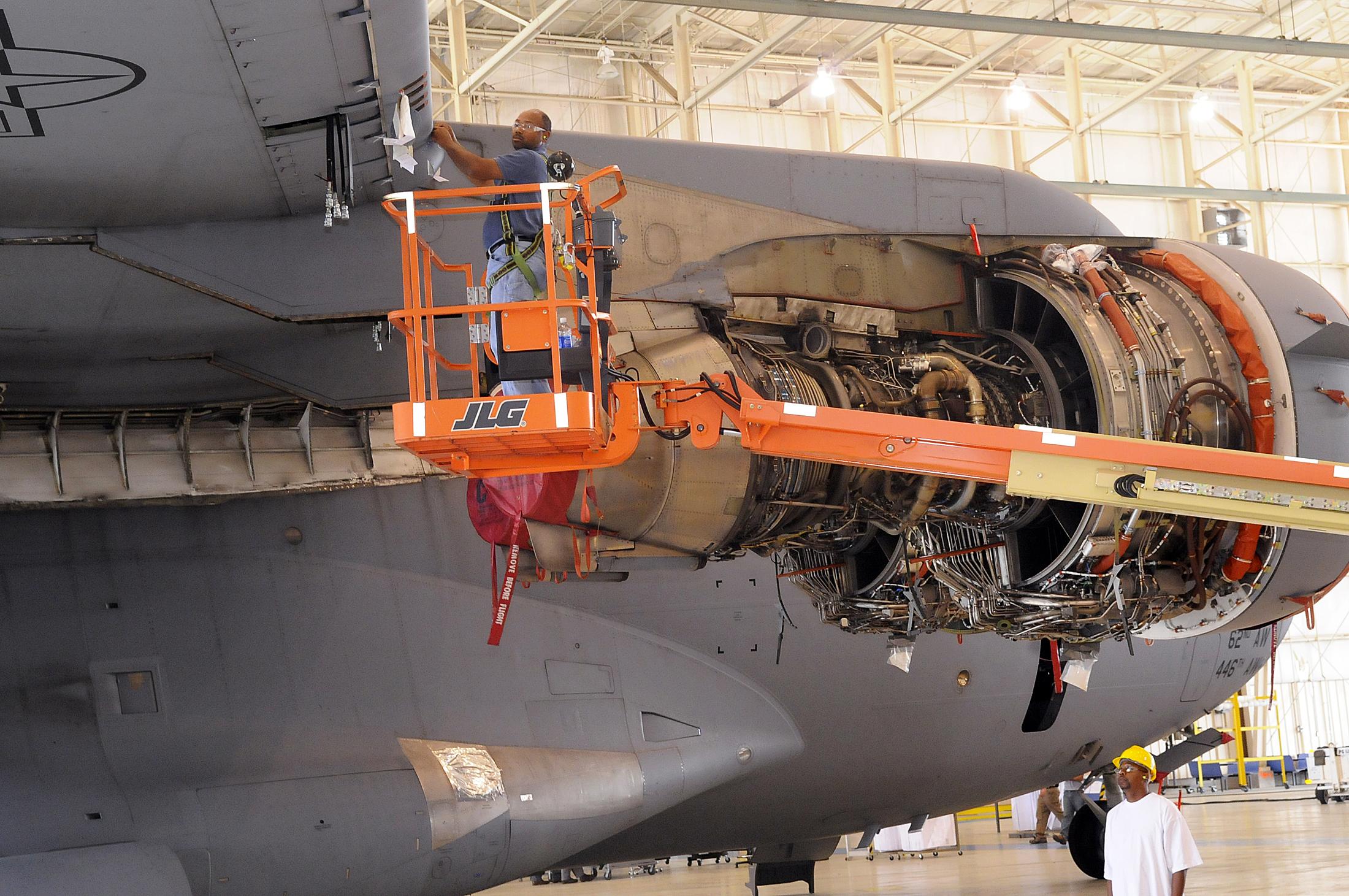 iii receives maintenance - photo #25