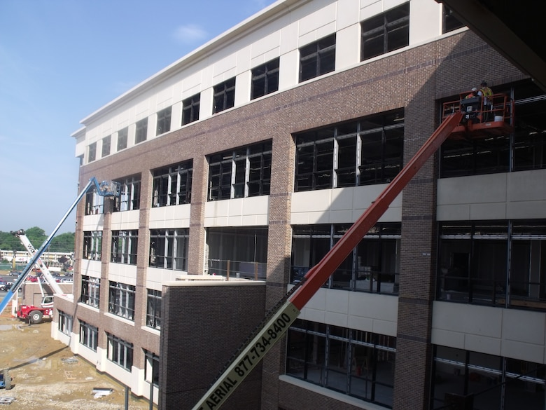 With facade up Jones Building takes shape Joint Base Andrews – Andrews Afb Housing Floor Plans