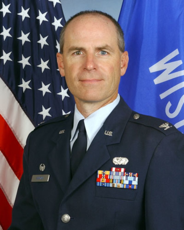 Col Michael Hinman was named Administrator of Wisconsin Emergency Management on June 10, 2010, and will retire from his duties as Vice Wing Commander of the 115th Fighter Wing.