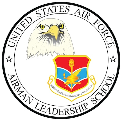 Airman Leadership School symbol (U.S. Air Force Graphic )