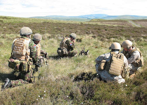 Otterburn United Kingdom  city photos : ... Otterburn, United Kingdom. Seventeen Marines from 2nd ANGLICO trained