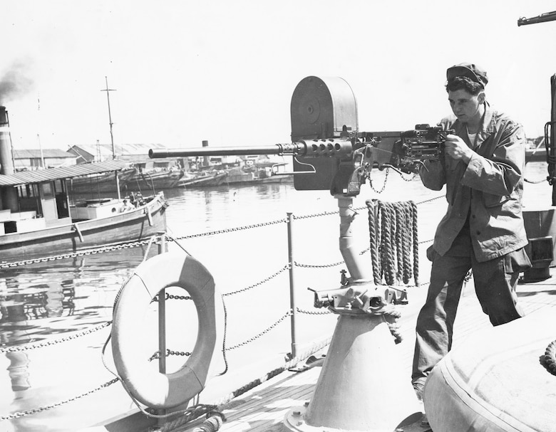 Special operations during the Korean War. (U.S. Air Force photo)