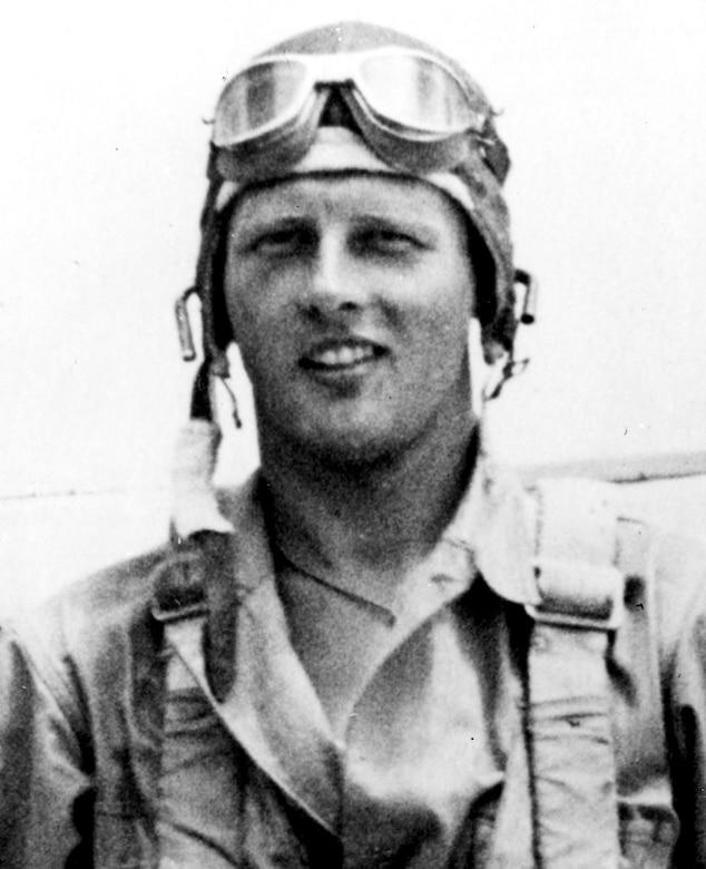 Capt. John Springer Walmsley Jr. (U.S. Air Force photo)