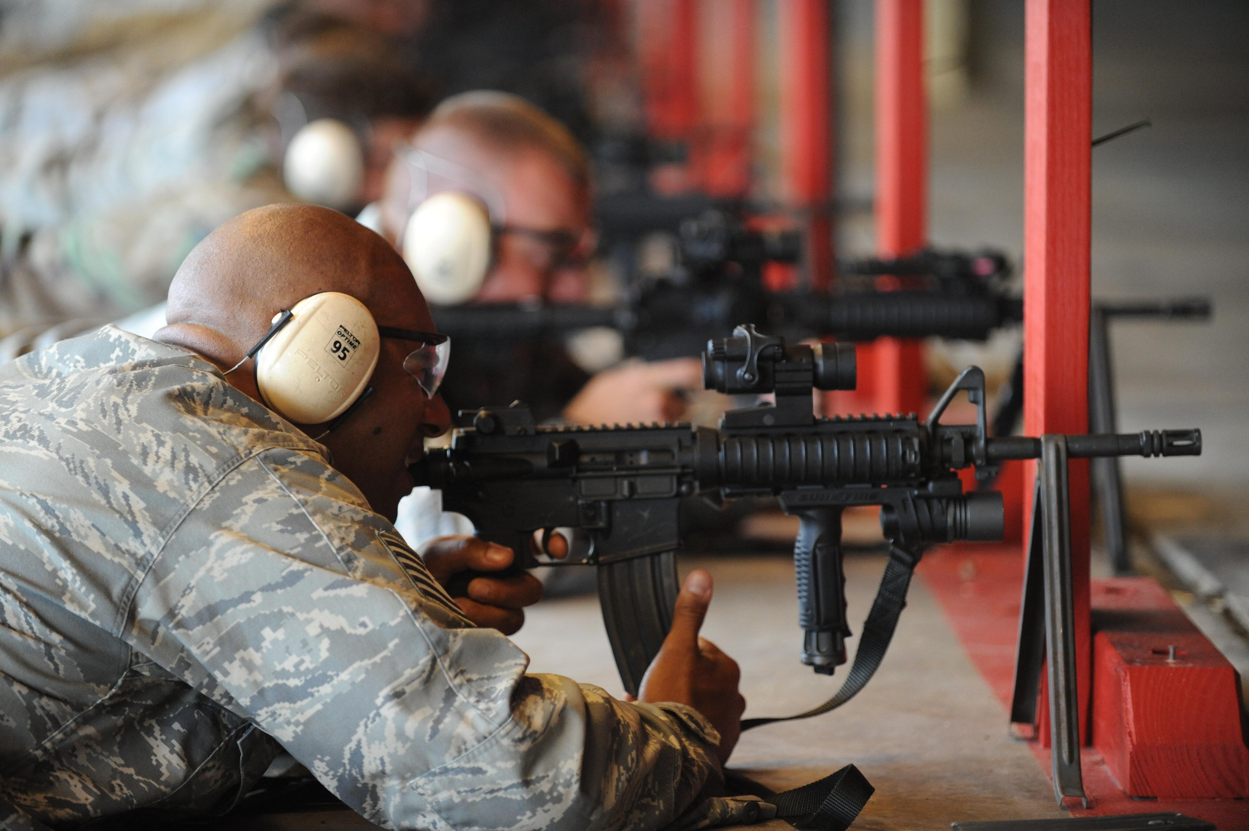 catm range passes evaluation resumes weapons training  catm range passes evaluation resumes weapons training 22