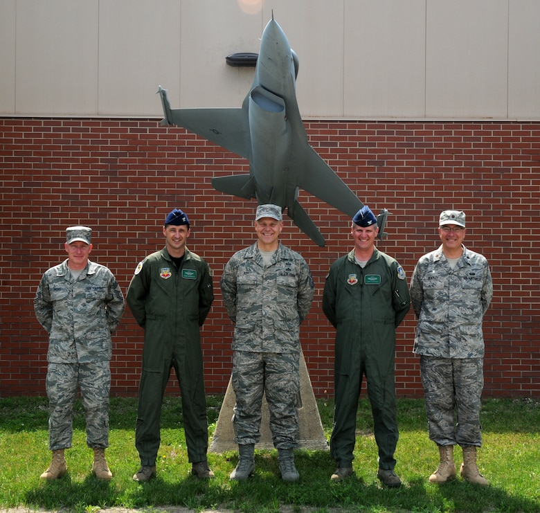 180th Fighter Wing Welcomes CMSAF Roy