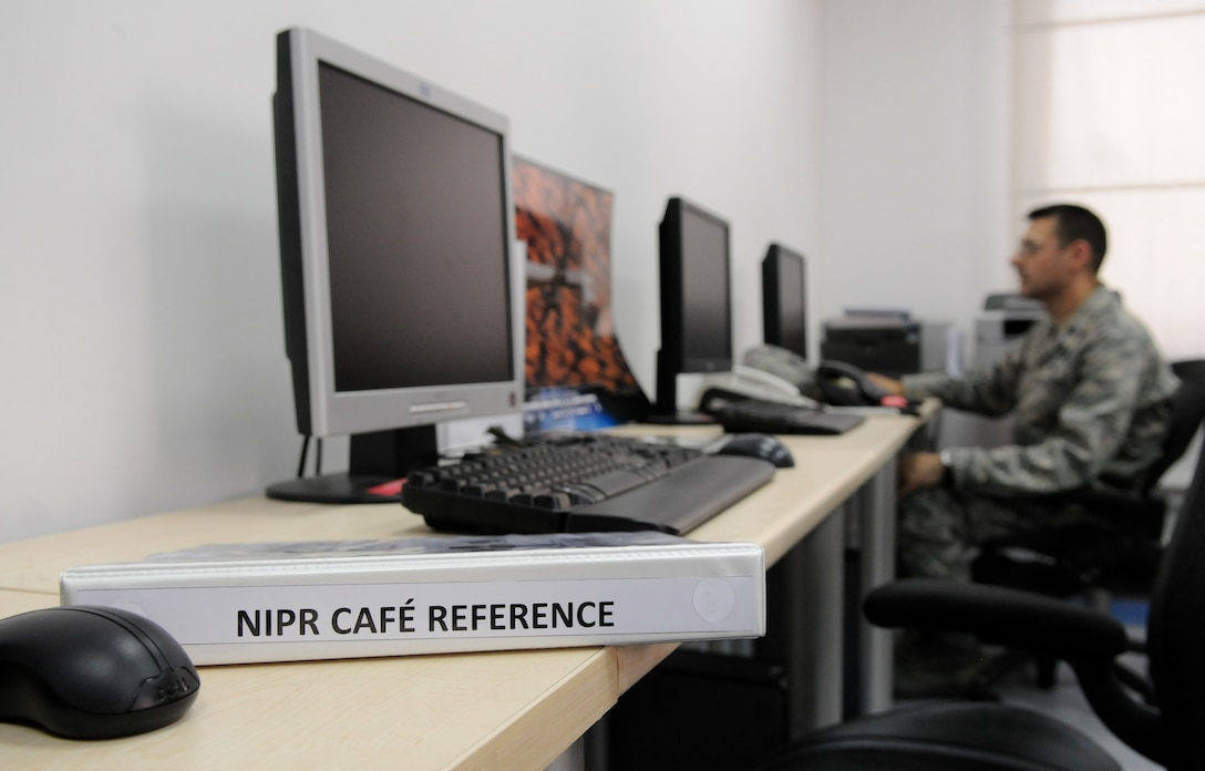Amenities available to 425th Air Base Squadron Airmen are the same found at other bases. A library, fitness center and cybercafé are a few of the many services available. Airmen in Izmir are geographically separated but still continuously provide support to each other and the overall mission. At nearly 100 Airmen strong, the 425th ABS, provides world class mission support to U.S. personnel at NATO command Air Izmir, the Office of Defense Cooperation, and the U.S. embassy, as well as administers the Çigli Air Base turnover agreement. (U.S. Air Force photo/Senior Airman Alexandre Montes)