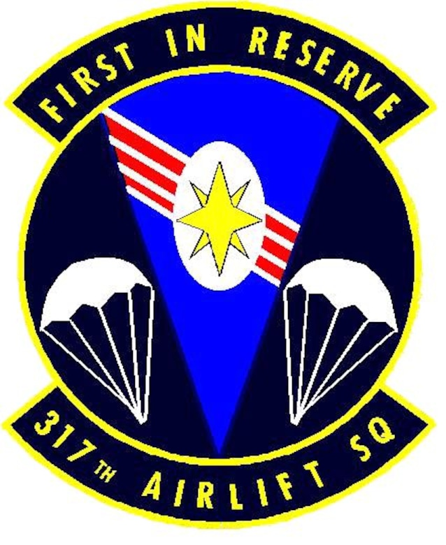 317th Airlift Squadron Patch