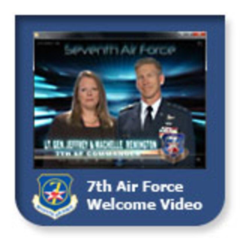 7 AF welcome video