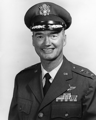 Lt. Gen. A.P. Clark was the U.S. Air Force Academy's sixth superintendent from Aug. 1, 1970 to July 1974. During World War II, he was shot down over Abeville, France and spent 33 months as a prisoner of war. A resident of Colorado Springs, Colo. General Clark died on March 8, 2010 at the age of 96.