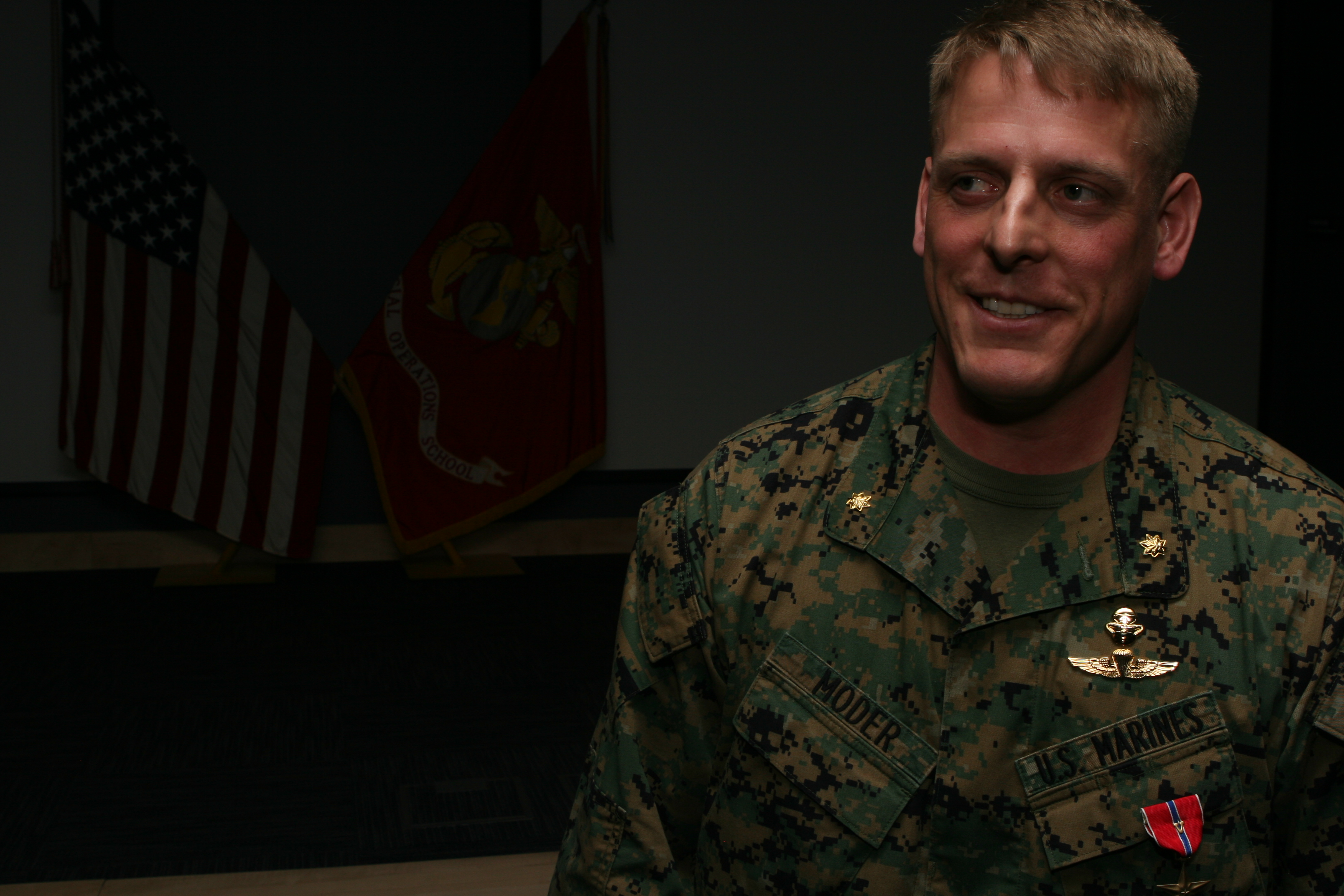 marsoc major receives award for actions in epic battle  u0026gt  marine corps forces special operations