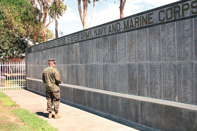 AFP, US military visit POW Camp Memorial > Marine Corps Installations Pacific > News Article Display