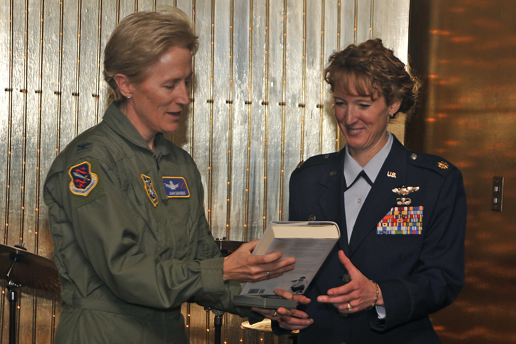Academy Officer Shares Her Air Force Story U S Air Force Display Ask melissa may henry a question now. af mil