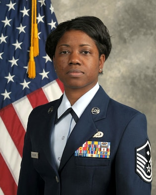 Master Sgt. Takesha Williams 507th Operations Support Flight first sergeant has been nominated to represent the 507th Air Refueling Wing and Fourth Air Force in this year's Air Force Reserve Command's First Sergeant of the Year competition.