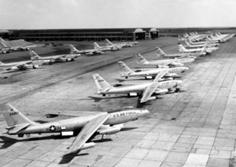 B-47 line, ca 1950s