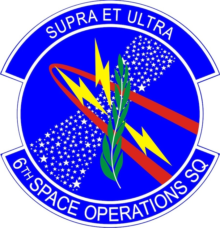 Sixth Space Operations Squadron patch