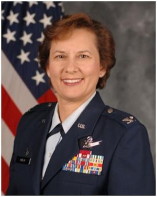 Colonel Sandra E. Finan is the Inspector General, Headquarters Air Force Global Strike Command, Barksdale Air Force Base, Louisiana.