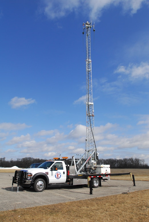 A Remote Communications Platform was deployed to Moorhead, Minn. to increase the communications range of both military and civilian authorities fighting the spring floods of 2010.