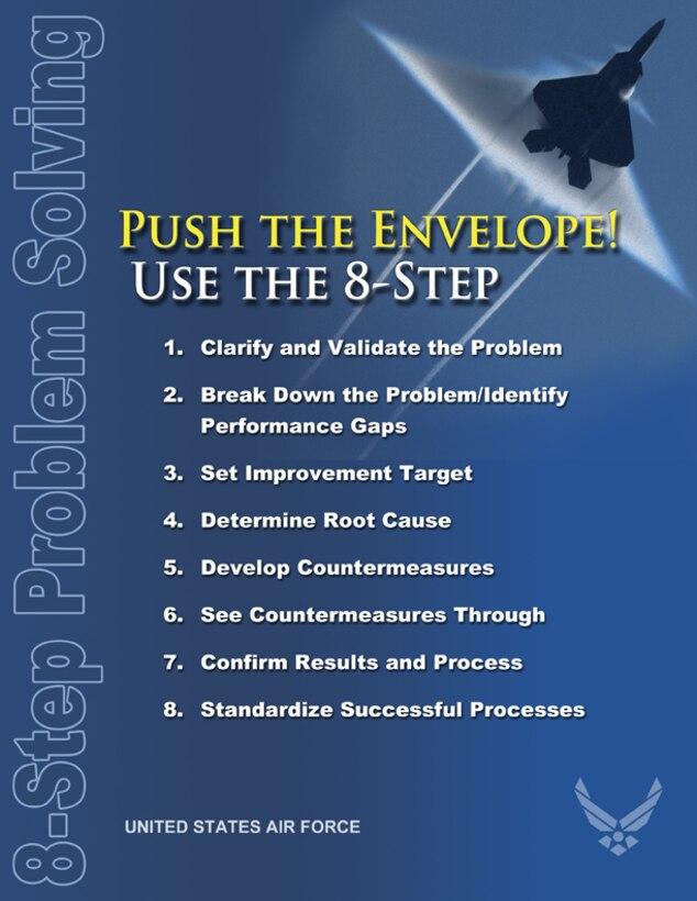 8 step problem solving afso21