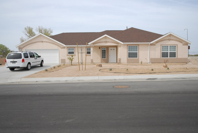 Edwards completes housing project > Edwards Air Force Base ...