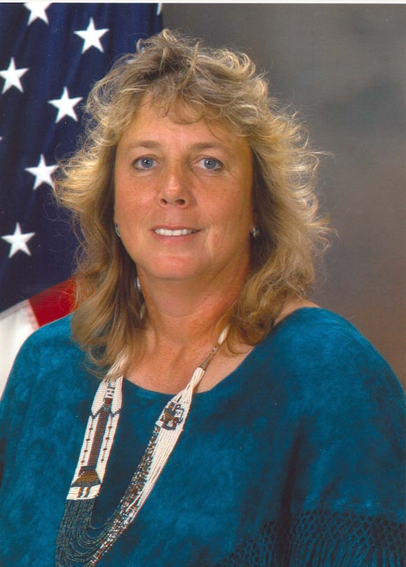 Ms. Sandra Lasher from the Air Force Operational Test and Evaluation Center's Detachment 4 at Peterson AFB, Colo., is the 2009 AFOTEC Category II Civilian of the Year.