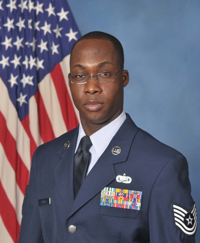TSgt. Leroy Burke III from the Headquarters Air Force Operational Test and Evaluation Center's Commanders Action Group at Kirtland AFB, N.M., is the 2009 AFOTEC Noncommissioned Officer of the Year.