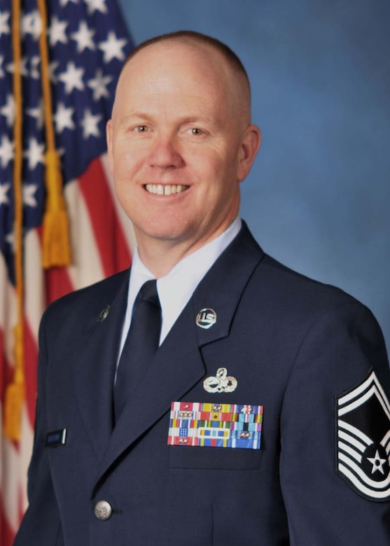 SMSgt. Daniel Whitcomb from the Air Force Operational Test and Evaluation Center's Detachment 3 at Kirtland AFB, N.M., is the 2009 AFOTEC Senior Noncommissioned Officer of the Year.