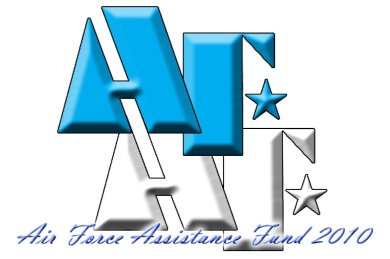 Air Force Assistance Fund 2010 graphic, based on the original logo recreated by Billy Smallwood of the Air Force News Agency. (U.S. Air Force graphic by Senior Airman Stephen Musal)