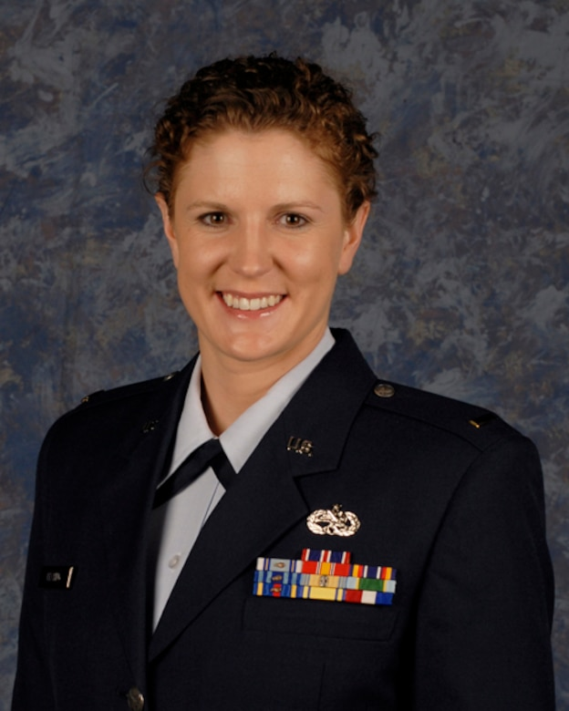 114th Fighter Wing Lieutenant of the Year is 2nd Lt. Ariel R. Keating, 114th Aircraft Maintenance Squadron, Deputy OIC of Aircraft Maintenance.