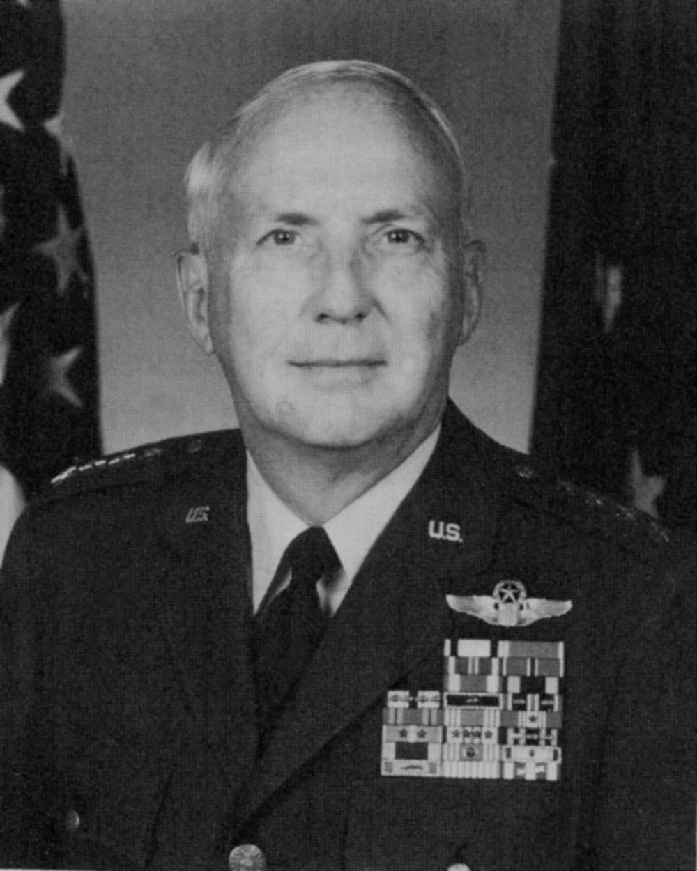 General Earl T. O'Loughlin is commander of Air Force Logistics Command, with headquarters at Wright-Patterson Air Force Base, Ohio. - 100506-F-JZ026-214