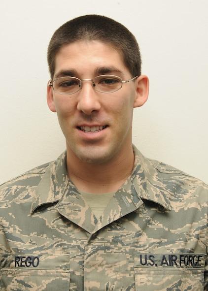 Staff Sgt. Joseph Rego, 52nd Logistics Readiness Squadron vehicle maintenance craftsman