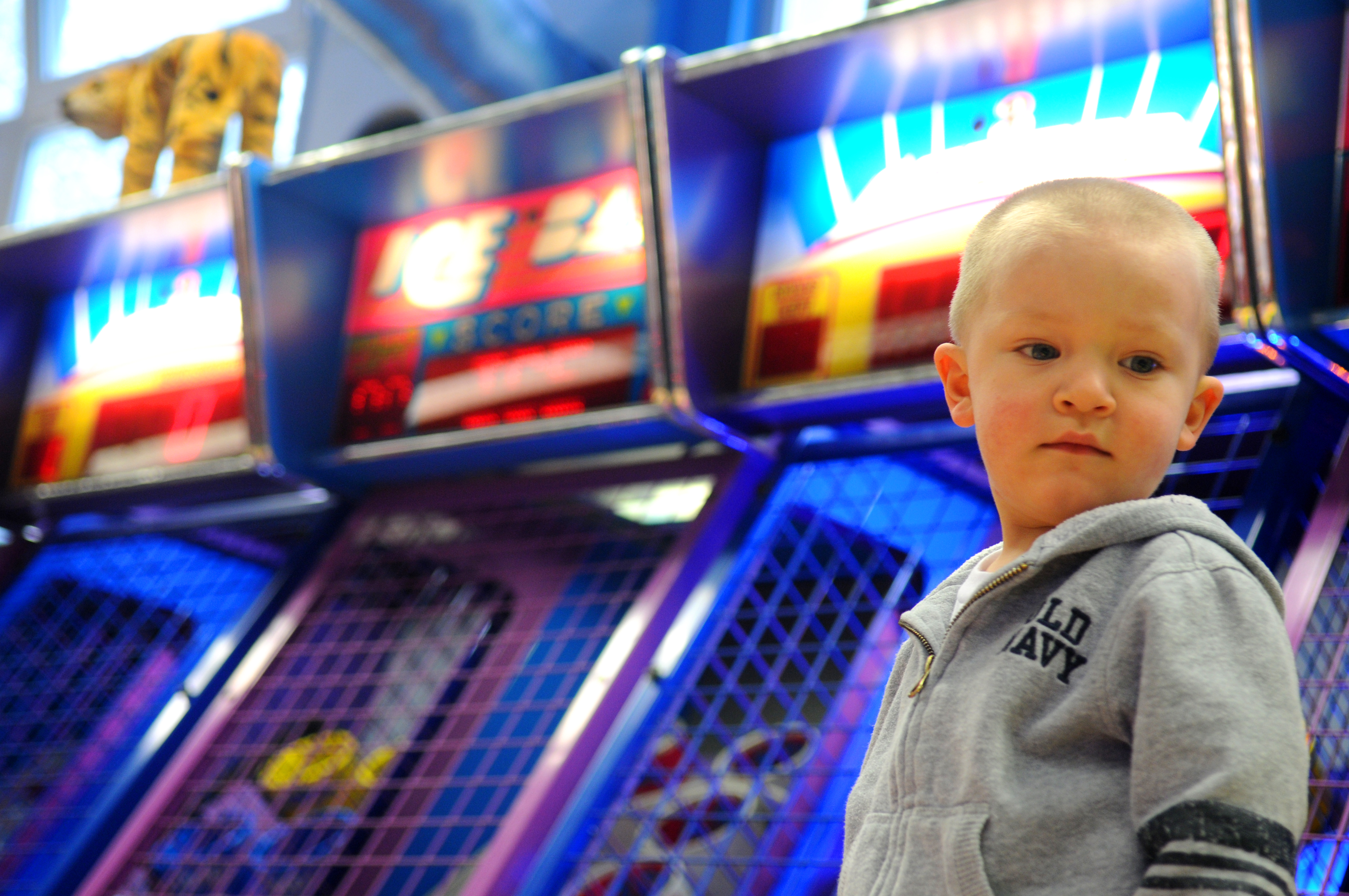 Kid Zone\' reopens with new theme, same fun > Ramstein Air Base ...