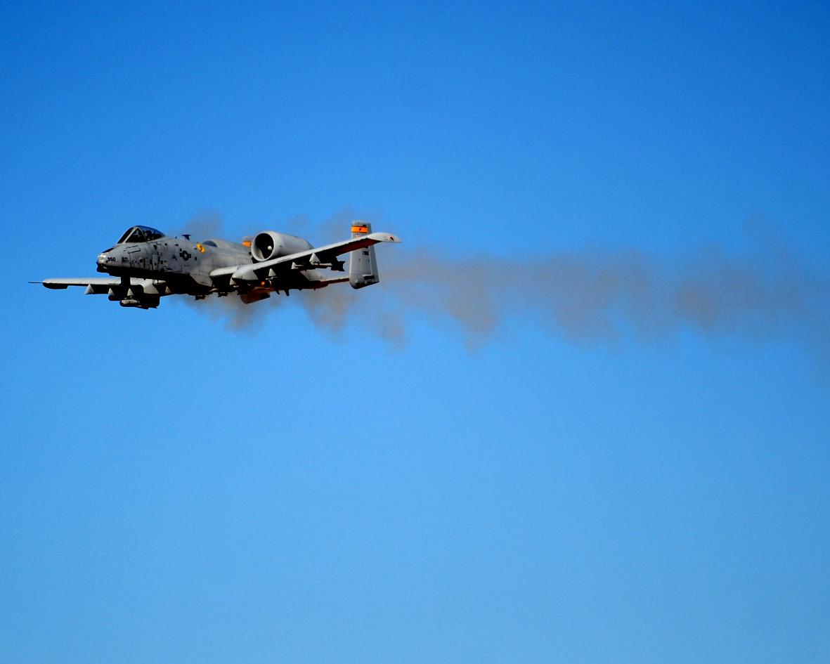 The making of an A-10C pilot: The final exam > Air Combat