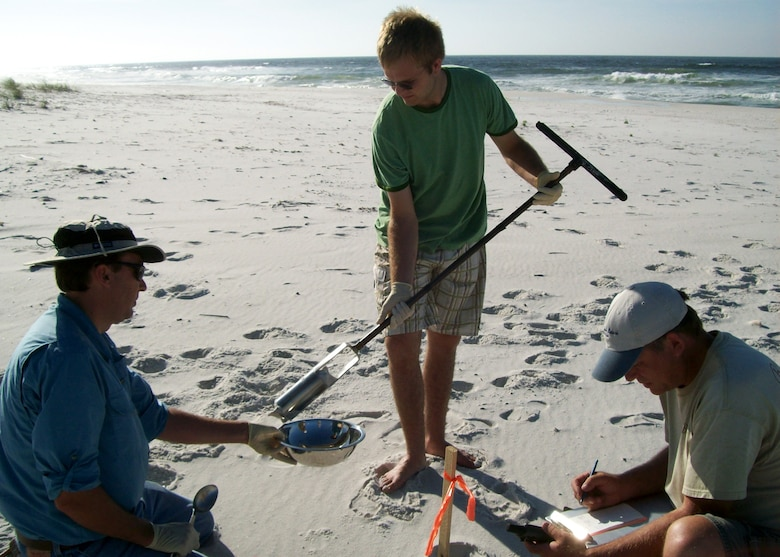 Jonathan Kramer, Jordan Gibson, and Tony Schmucker of Brown, Burdine and