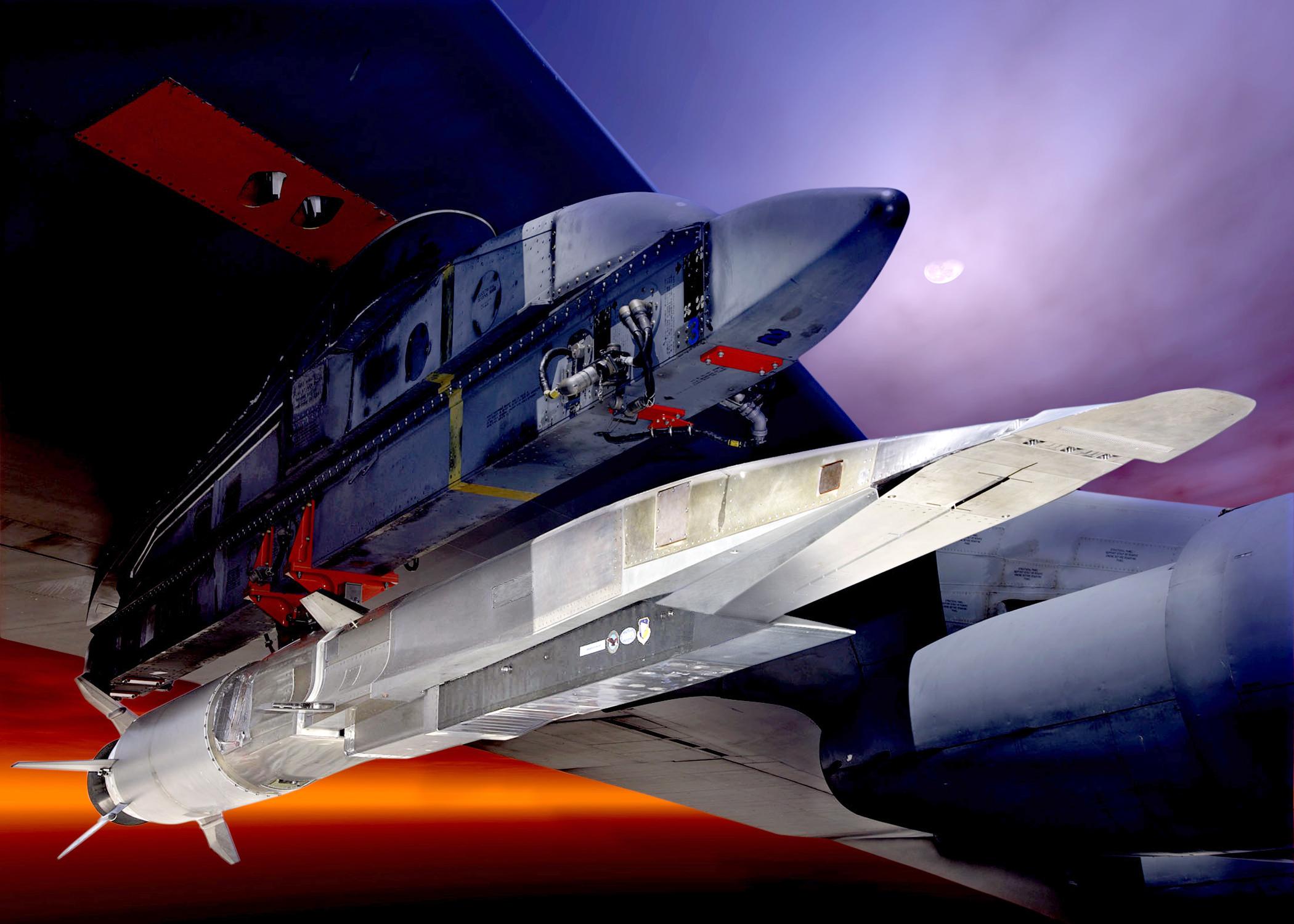 X-51A Waverider > U.S. Air Force > Fact Sheet Display