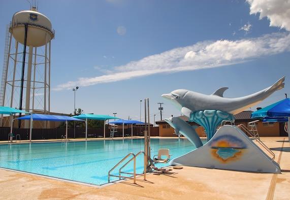 updated swimming fun in altus altus air force base article display