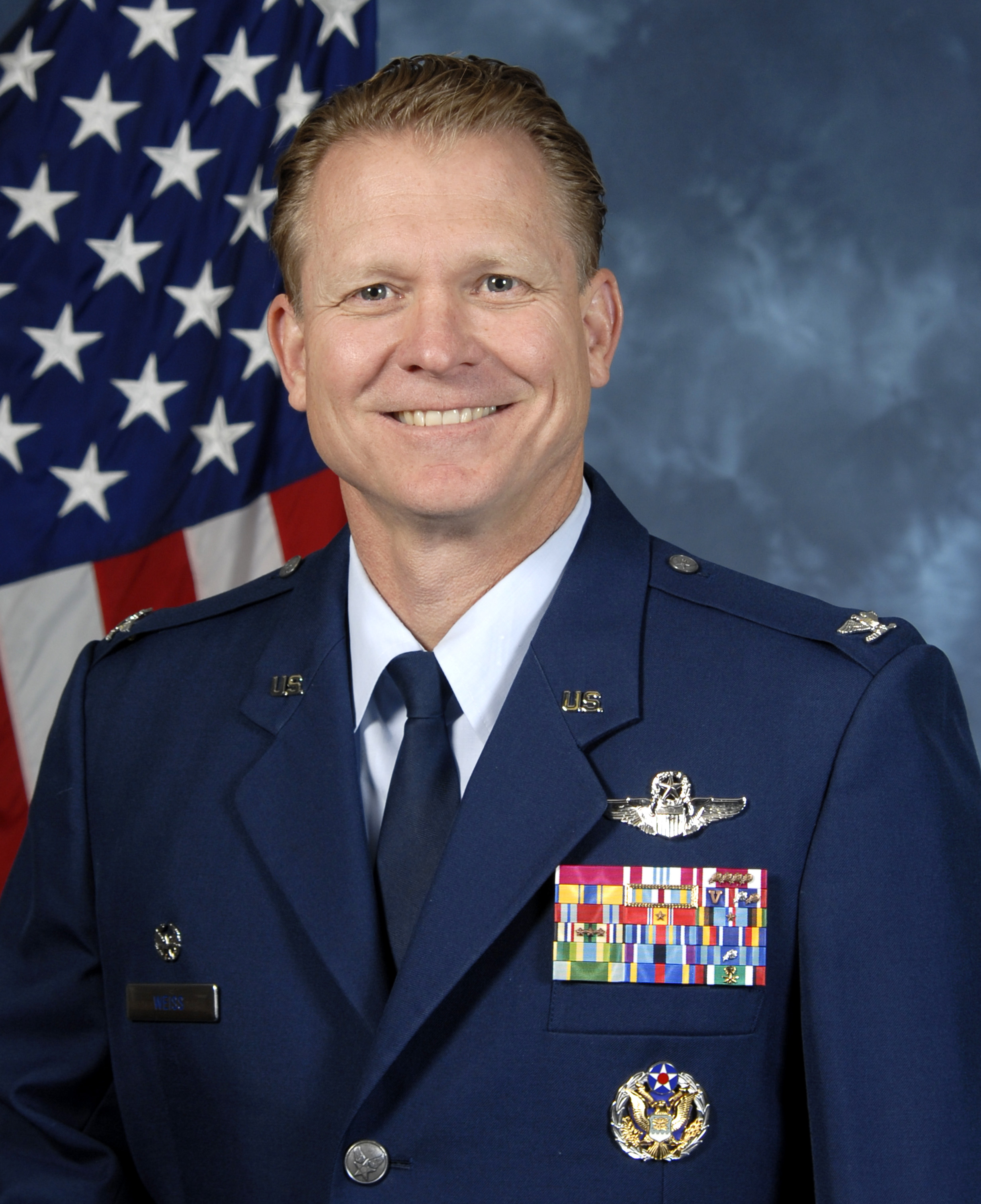 """COLONEL BARTHOLOMEW W. """"BART"""" WEISS > United States Air Force ..."""