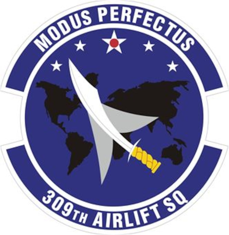 309 Airlift Squadron Emblem