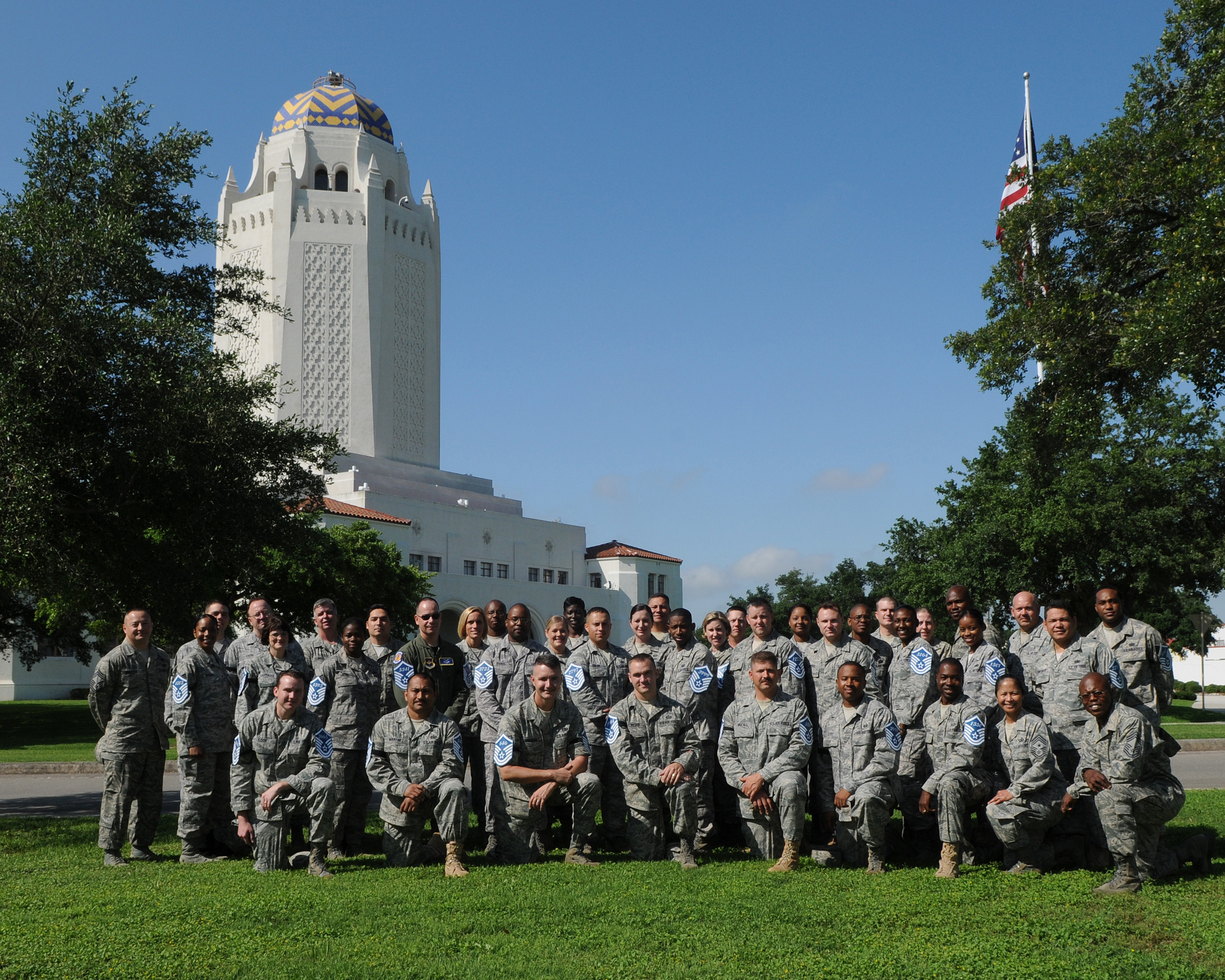 Jbsa airmen selected for master sergeant joint base san for Air force decoration points
