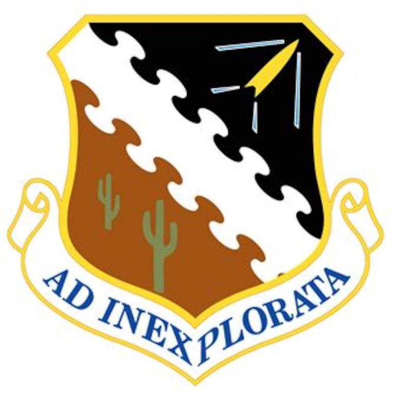 Air Force Test Center, Edwards Air Force Base. Calif.