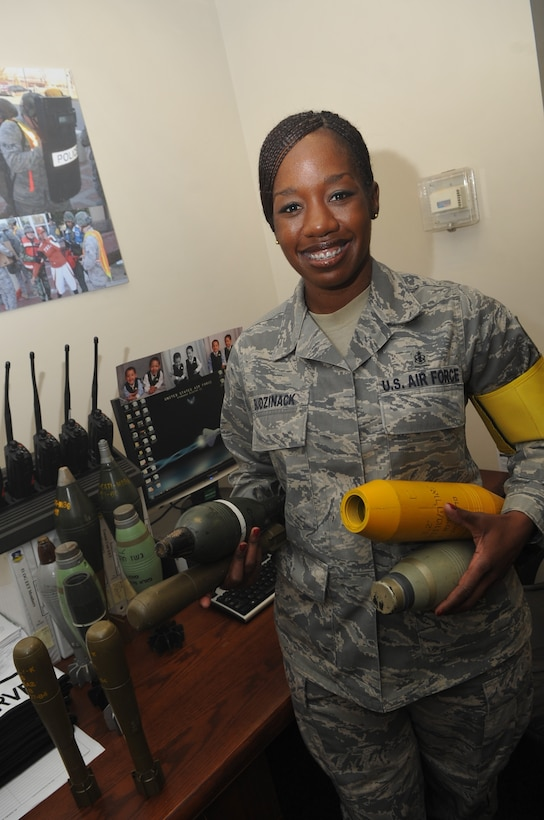 Tech. Sgt. Janet Budzinack, 51st Fighter Wing Exercises and Plans