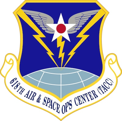 618th Air and Space Operations Center (Tanker Airlift Control Center) Shield