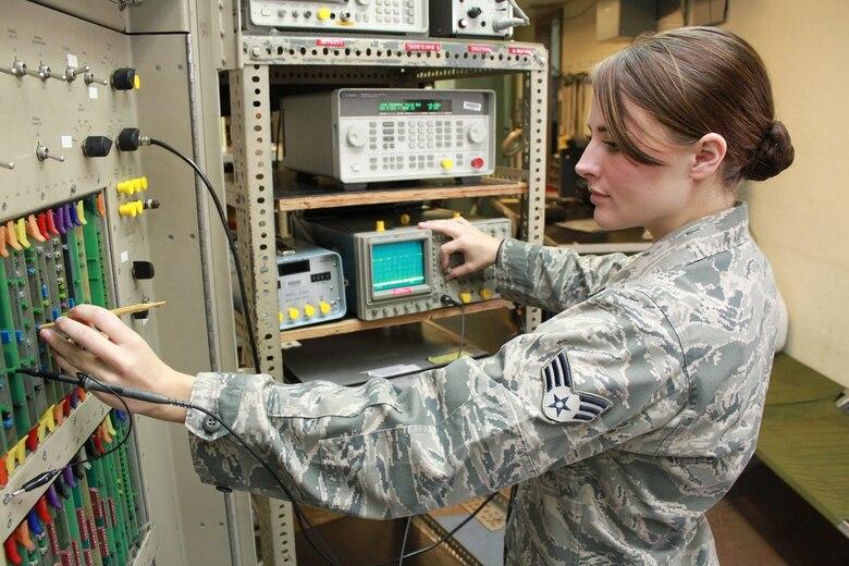 Senior Airman Brittany Niland, 51st Communications Squadron